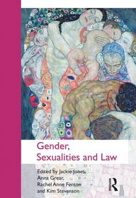 Gender, Sexualities and Law (Paperback)