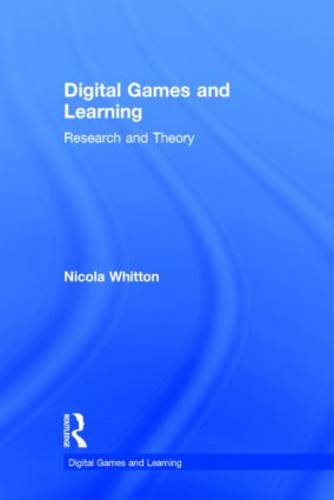 Digital Games and Learning: Research and Theory - Digital Games, Simulations, and Learning (Hardback)