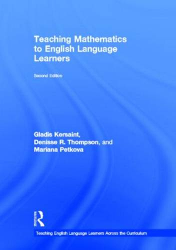 Teaching Mathematics to English Language Learners (Hardback)