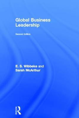 Global Business Leadership (Hardback)