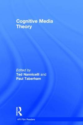 Cognitive Media Theory - AFI Film Readers (Hardback)