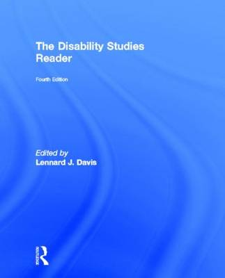 The Disability Studies Reader (Hardback)