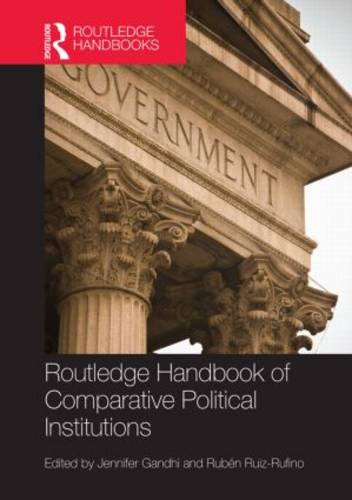 Routledge Handbook of Comparative Political Institutions (Hardback)