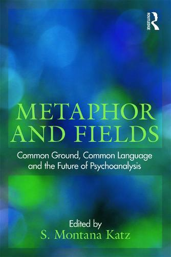 Metaphor and Fields: Common Ground, Common Language, and the Future of Psychoanalysis - Psychoanalytic Inquiry Book Series (Paperback)