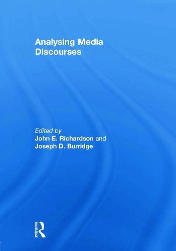 Analysing Media Discourses (Paperback)