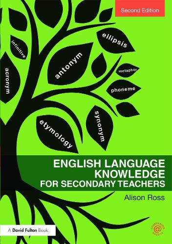 English Language Knowledge for Secondary Teachers (Paperback)