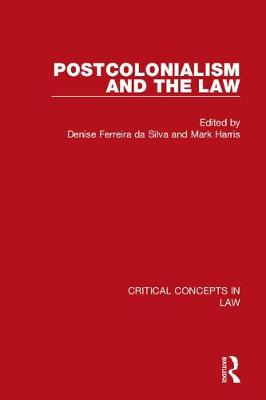Postcolonialism and the Law (Hardback)