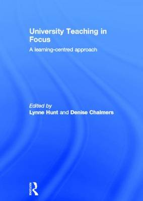 University Teaching in Focus: A learning-centred approach (Hardback)
