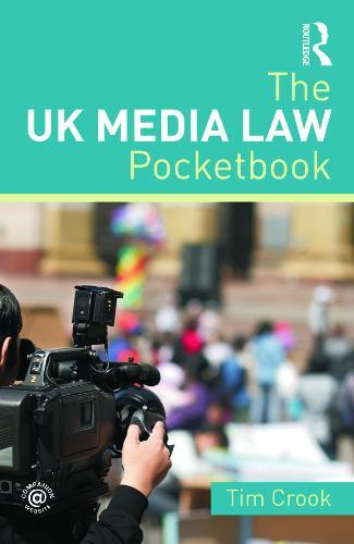 The UK Media Law Pocketbook (Paperback)