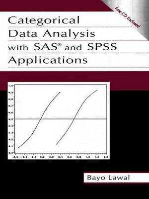 Categorical Data Analysis with SAS and SPSS Applications (Paperback)