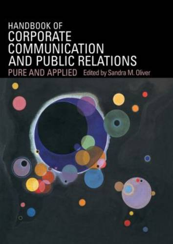 A Handbook of Corporate Communication and Public Relations (Paperback)