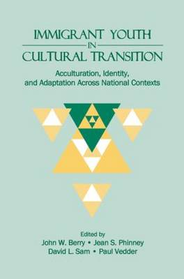 Immigrant Youth in Cultural Transition: Acculturation, Identity, and Adaptation Across National Contexts (Paperback)