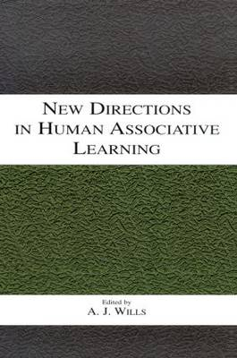 New Directions in Human Associative Learning (Paperback)