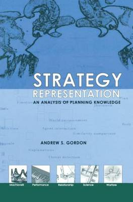 Strategy Representation: An Analysis of Planning Knowledge (Paperback)