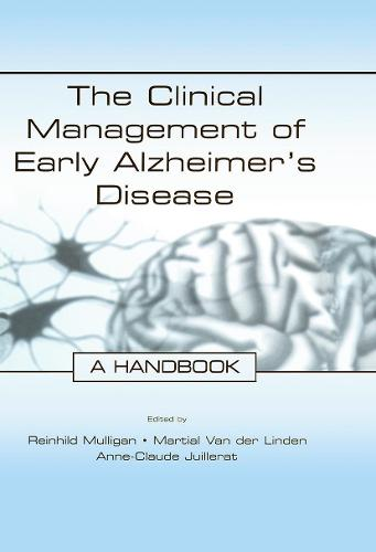 The Clinical Management of Early Alzheimer's Disease: A Handbook (Paperback)