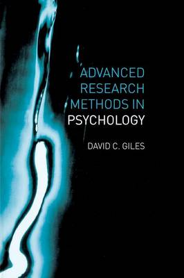 Advanced Research Methods in Psychology (Paperback)