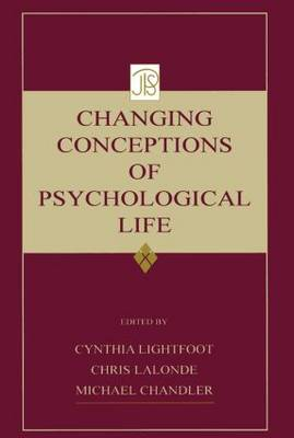 Changing Conceptions of Psychological Life - Jean Piaget Symposia Series (Paperback)