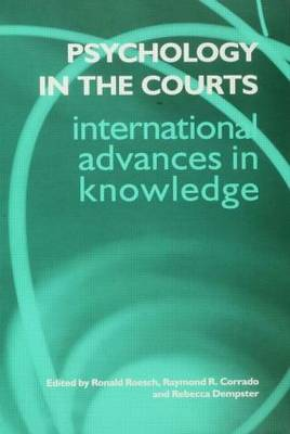 Psychology in the Courts (Paperback)