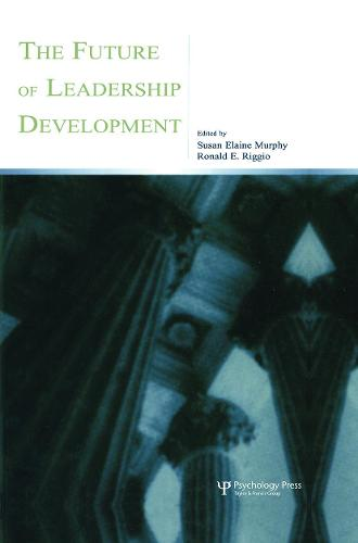 The Future of Leadership Development - Applied Psychology Series (Paperback)