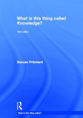 What is this thing called Knowledge? (Hardback)