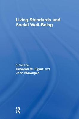 Living Standards and Social Well-Being (Paperback)