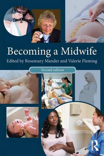 Becoming a Midwife (Paperback)