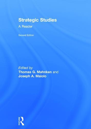 Strategic Studies: A Reader (Hardback)