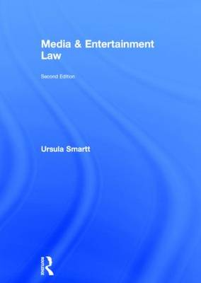 Media & Entertainment Law (Hardback)