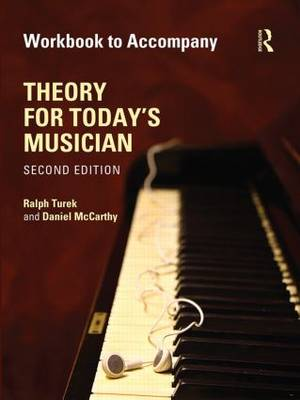 Theory for Today's Musician Workbook (eBook) (Paperback)