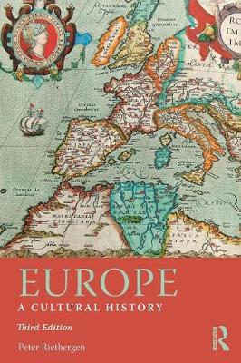 Europe: A Cultural History (Paperback)