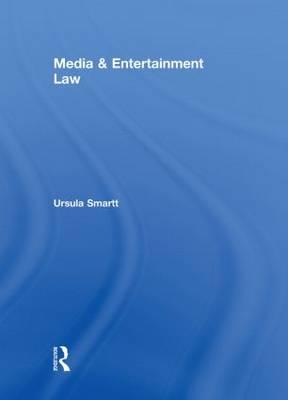 Media and Entertainment Law (Hardback)