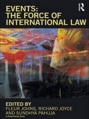 Events: The Force of International Law (Paperback)