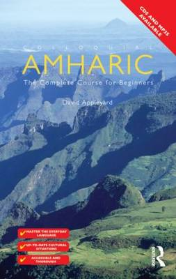 Colloquial Amharic: The Complete Course for Beginners - Colloquial Series 9 (Paperback)
