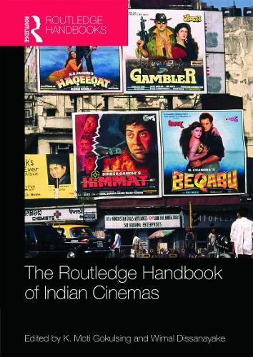 Routledge Handbook of Indian Cinemas (Hardback)