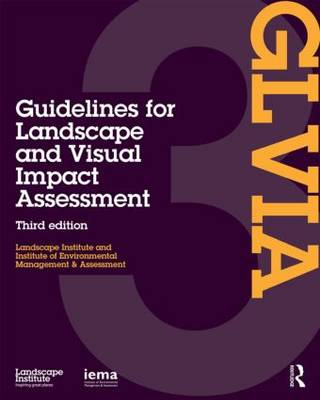 Guidelines for Landscape and Visual Impact Assessment (Hardback)