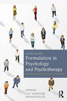Formulation in Psychology and Psychotherapy: Making sense of people's problems (Paperback)