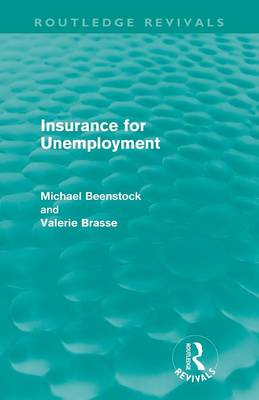 Insurance for Unemployment - Routledge Revivals (Paperback)