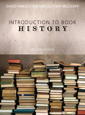 Introduction to Book History (Paperback)