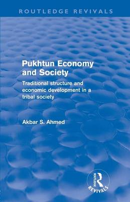 Pukhtun Economy and Society: Traditional Structure and Economic Development in a Tribal Society (Paperback)