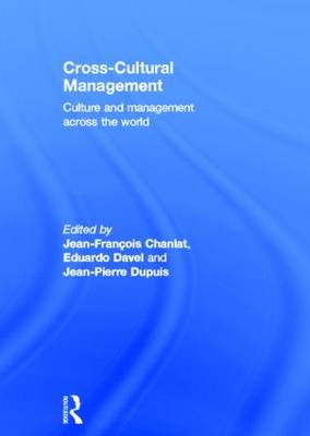 Cross-Cultural Management: Culture and Management across the World (Hardback)