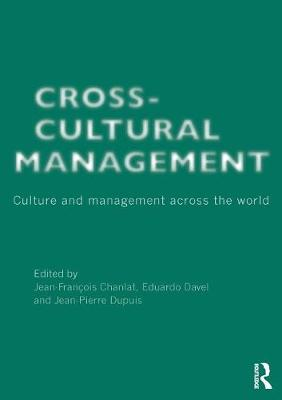 Cross-Cultural Management: Culture and Management across the World (Paperback)
