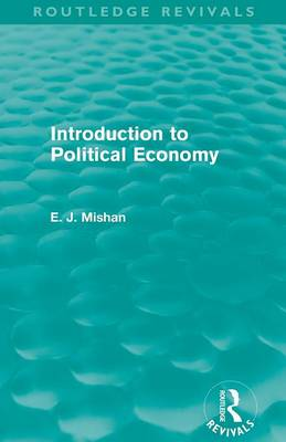 Introduction to Political Economy - Routledge Revivals (Paperback)