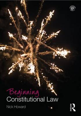 Beginning Constitutional Law - Beginning the Law (Paperback)