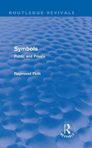Symbols: Public and Private (Hardback)