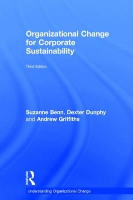 Organizational Change for Corporate Sustainability (Hardback)