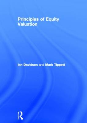 Principles of Equity Valuation (Hardback)