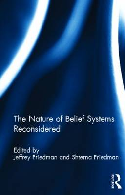 The Nature of Belief Systems Reconsidered (Hardback)