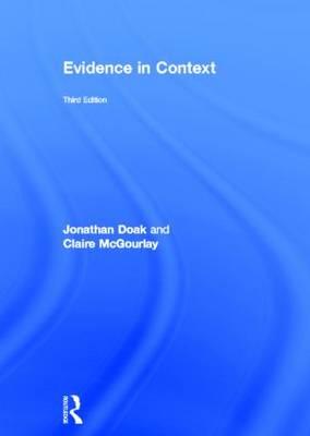 Evidence in Context (Hardback)