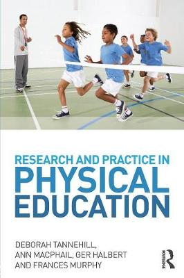 Research and Practice in Physical Education (Paperback)
