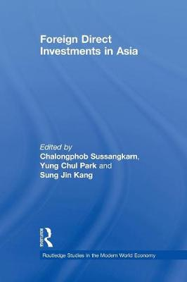 Foreign Direct Investments in Asia (Paperback)